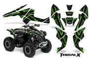 Can-am Renegade Graphics Kit By Creatorx Decals Stickers Tribalx Gb