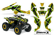 Can-am Renegade Graphics Kit By Creatorx Decals Stickers Tribalx Gy