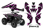 Can-am Renegade Graphics Kit By Creatorx Decals Stickers Tribalx Pb