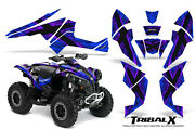 Can-am Renegade Graphics Kit By Creatorx Decals Stickers Tribalx Purple-blue