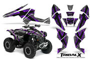 Can-am Renegade Graphics Kit By Creatorx Decals Stickers Tribalx Prs