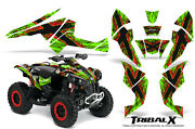 Can-am Renegade Graphics Kit By Creatorx Decals Stickers Tribalx Rg