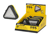 Maxcraft 60196 39-led Triangle Worklight And Emergency Light