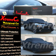 2011 2012 2013 2014 2015 Dodge Charger Waterproof Car Cover W/ Mirrorpocket Blk