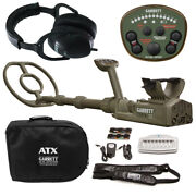 Garrett Atx Extreme Pulse Induction Metal Detector With 10andprime X 12andprime Dd Search Coil