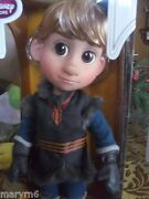 Kristoff Animators Toddler Doll Frozen -disney Store-sold Out
