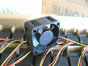 1x New Quiet Cisco Replacement Fan For Cisco Routers And Switches 2801 2811 2950