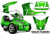 Can-am Brp Spyder Rt Rt-s Graphics Kit Creatorx Decals Cfg