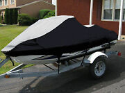600 D Jet Ski Cover Bombardier Sea Doo Gs Inter First Series 2001 1-2 Seat