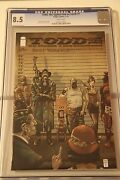 Todd The Ugliest Kid On Earth 1 1st Print Cgc 8.5 Tv Show Sold Out Image Comics