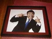 George Lopez Actor Comedian Signed 11x14 Framed Photo The George Lopez Show