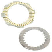 Clutch Friction And Steel Plates For Honda Atc125m 1986 1987