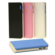13000mah Portable External Battery Power Bank Charger For Mobile Iphone Samsung