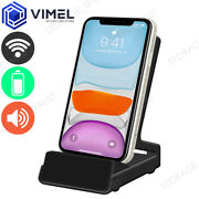 Wireless Ip Spy Wifi Docking Station Mobile Phone Charger Security Camera