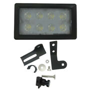 Re330062 Fits John Deere Tractor Led Cab Light And Bracket Kit Bottom And Rear Mount