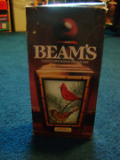 Your Choice Vintage Jim Beam Whiskey Or J.w. Dant Decanter Empty