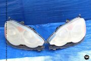 02-04 Acura Rsx-s Oem Factory Front Lh Rh Headlights Pair Assembly K20a2