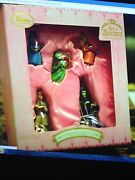 Art Of Aurora Limited Edition Sleeping Beauty Ornaments Set Maleficent And Aurora
