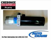 Auto Crane 320335000 Hydraulic Pump And Reservoir Power Unit For 3203p Series