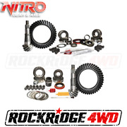 Nitro Gear Package Kit For 11+ Gm 2500 / 3500hd W/ Duramax | 4.30 Ratio