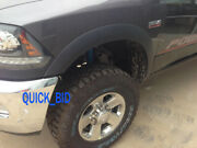 Factory Oe Style Fender Flares Fit 2010 2011 2012 2013 2014 2015-2018 Ram 2500