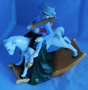 Royal Doulton Hold Tight Figurine Hn3298 - Retired 1993
