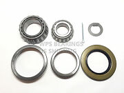 Trailer Bearing Kit 25580 14125a Seal 2.125and039and039 Or 2.250and039and039 For 5200-7000 Lb. Axles