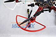 6x Dji Flamewheel F550 Snap On/off Quick Release Propeller Protector Guards