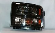 Left Side Headlight Assembly For 2005-2007 Ford F Series Truck Harley Edition