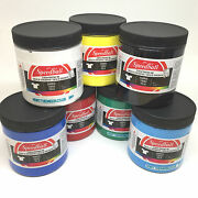 Speedball Fabric Paper Card Textile Screen Printing Ink - Choose Colour