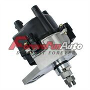 Ignition Distributor W/ Cap Rotor Module For Toyota Camry Celica Gt Mr2 Mr2 2.2l