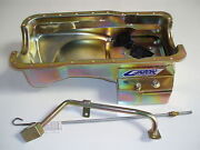 Canton Ford 351w Swap Rear Sump T Style Road Drag Race Wet Sump Oil Pan 3pc Kit