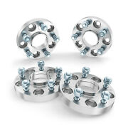 4pc 25mm 1   5x100 To 5x114.3 Hubcentric Wheel Adapters Spacers   56.1 Bore