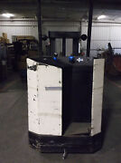 Daewoo Stand-on Lift Truck W/battery Charger Model 4orctf Serial 1a119991