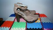 Dulce Shoes 8 Dulce Leather Pumps Size 8 High Heel Shoes 8 5 Inch Heels 8