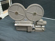 De Vry 16mm Optical Sound Camera W/ Lens Extremely Rare And Collectible Devry