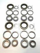 Trailer Wheel Hub Bearings Kits L44649 L68149 For 3500 1.719and039and039 Spindle 84 Axle