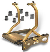 New Kandl Supply Lift Arm Base Arms Pin Motorcycle Sports Steel Bike Stand Kit