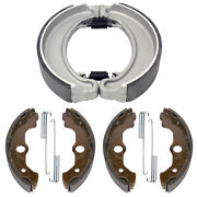 Front Rear Brake Shoes For Honda Trx300fw Fourtrax 300 4x4 1988-2000 Only 4x4