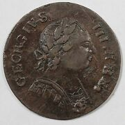1787 V 19-87 Lds Machinand039s Mill Colonial Copper Coin