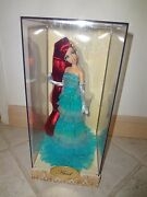 Disney Designer Princess Ariel Doll Limited Edition Nrfb 7395/8000 See Picture