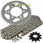 Drive Chain And Sprockets Kit For Polaris Trail Boss 325 2001 2002