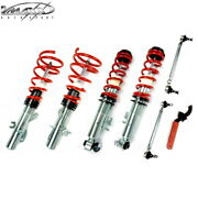 Adjustable Coilover Kit Mini Cooper / Hatch R53 And R56 2002-2012 - V-maxx