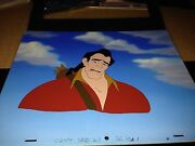 Disneyand039s Gaston Beauty And The Beast Production Backgrd Great Deal