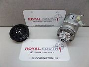 Toyota Sienna 04-06 Air Conditioning Compressor And Clutch Genuine Oe Oem