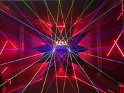 Viasho 8w Rgb Lasershow System,multi Color,520nm Green, 637nm Red And 450nm Blue