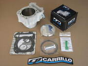 Suzuki Ltz400 Big Bore Cylinder Kits Cp Piston 12.5/1 Cometic Top Gaske 434cc
