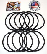 Chicago Electric Harbor Freight Rock Tumbler Replacement Drive Belt 10 Pack