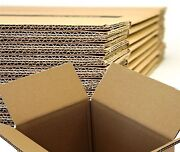 Double Wall - Strong Removal Mailing Packing Corrugated Cardboard Boxes Cartons