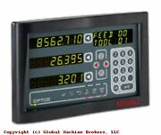 Newall Dp700 Digital Readout Lathe Packages 6 X 40 Other Packages Available